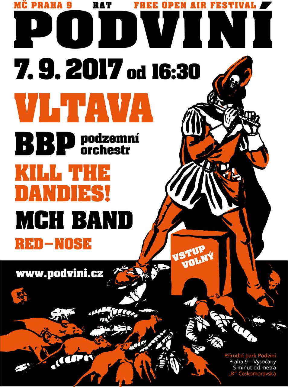 34e2138d5c60 Podviní - free open air festival - rock i folk v krásném parku v ...