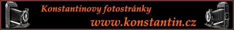 Konstantinovy fotostránky - www.konstantin.cz